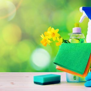 ECO friendly cleaning chemicals